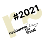 Logotipo del grupo de #ResidenciaNoLineal 2021